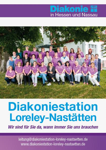 Broschüre für Diakonie