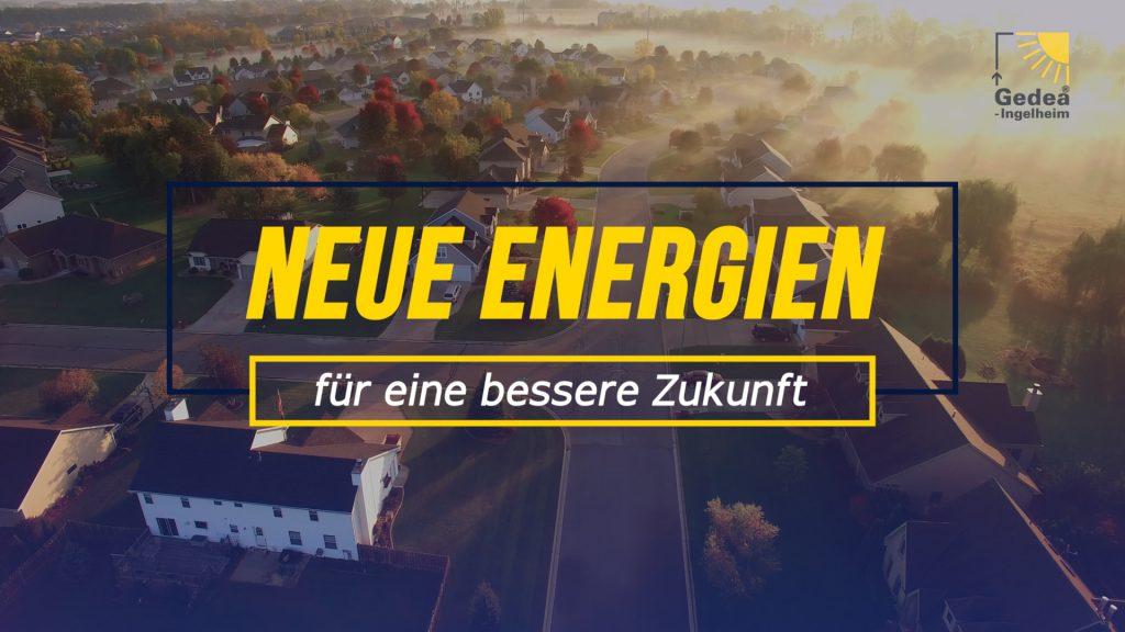 Imagefilm Solarenergie